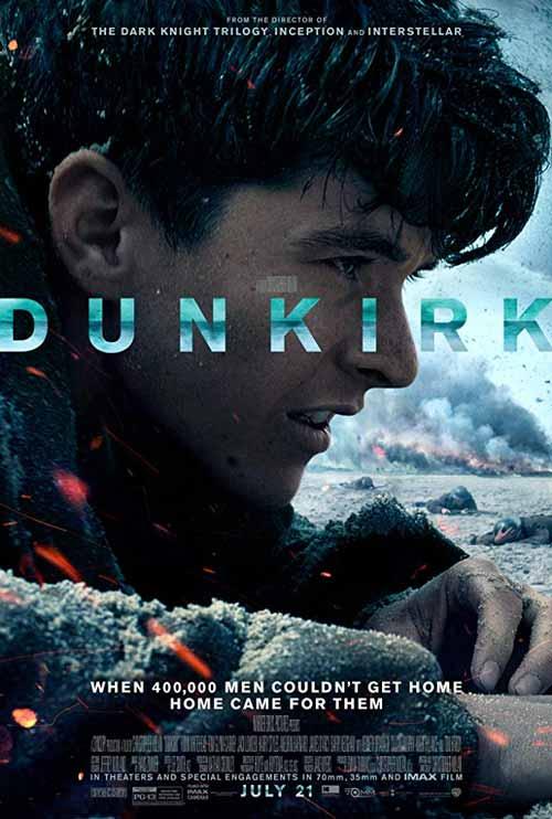 Daftar Film Perang Terbaik Sepanjang Masa - Dunkirk