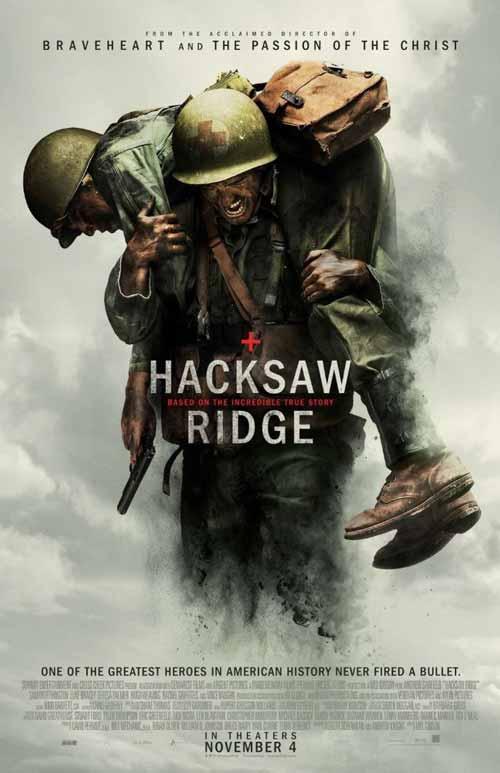 Daftar Film Perang Terbaik Sepanjang Masa - Hacksaw Ridge