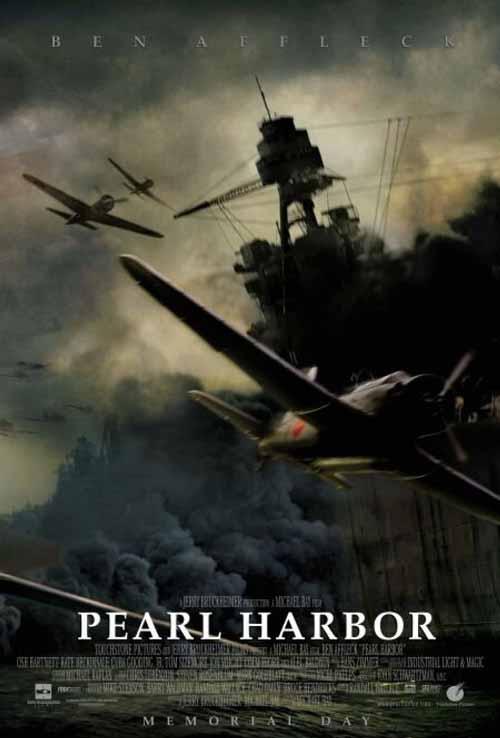 Daftar Film Perang Terbaik Sepanjang Masa - Pearl Harbour