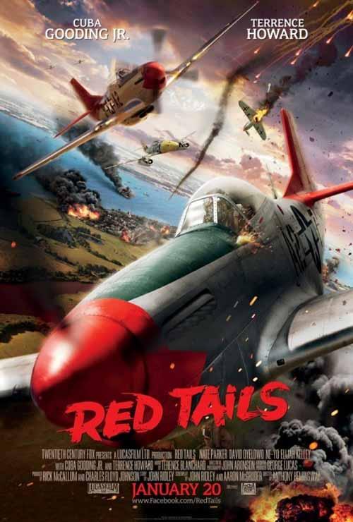 Daftar Film Perang Terbaik Sepanjang Masa - Red Tails