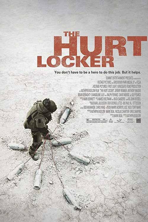 Daftar Film Perang Terbaik Sepanjang Masa - The Hurt Locker