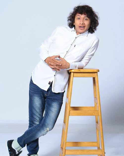 Daftar Pemain Sinetron Aku Bukan Ustadz Reborn RCTI - Erick Estrada