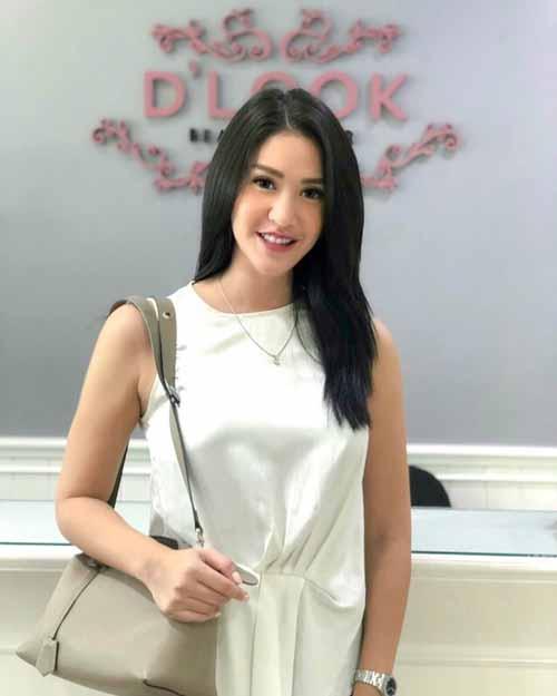 Daftar Pemain Sinetron Cinta Anak Muda SCTV Terlengkap - Elma Agustin sebagai Bu Dian