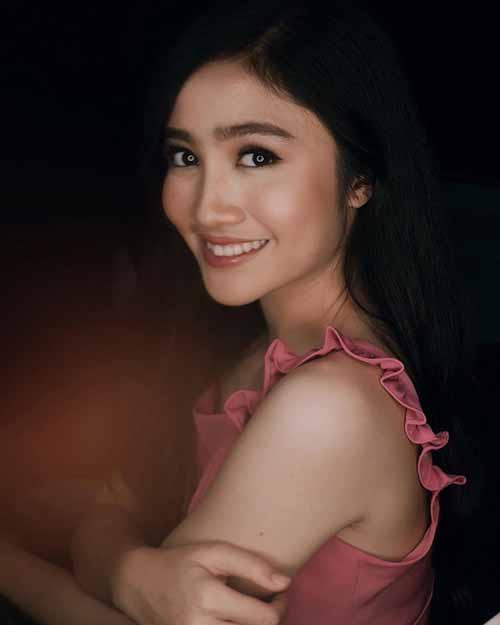 Daftar Pemain Sinetron Cinta Anak Muda SCTV Terlengkap - Febby Rastanty Sebagai Tania