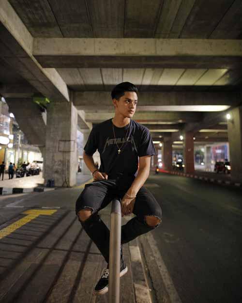 Daftar Pemain Sinetron Cinta Anak Muda SCTV Terlengkap - Jeremie Moeremans sebagai Idrus