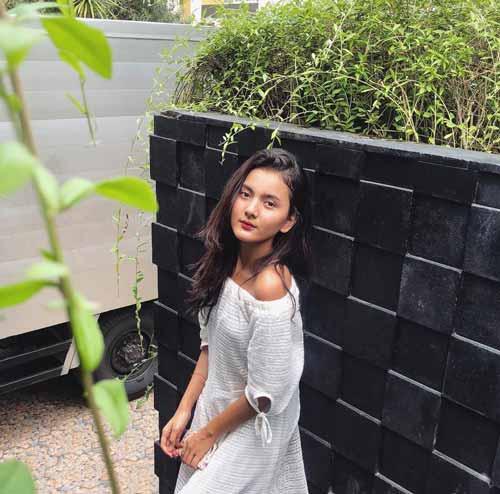 Daftar Pemain Sinetron Cinta Anak Muda SCTV Terlengkap - Nabila Zavira sebagai Marissa