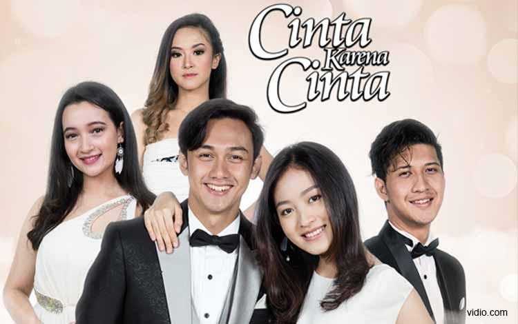Daftar Pemain Sinetron Cinta Karena Cinta SCTV Terlengkap
