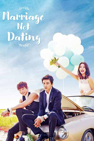 Drama Korea komedi terlucu - Marriage Not Dating