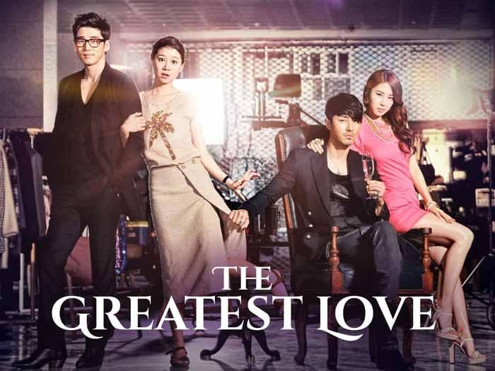 Drama Korea komedi terlucu - The Greatest Love