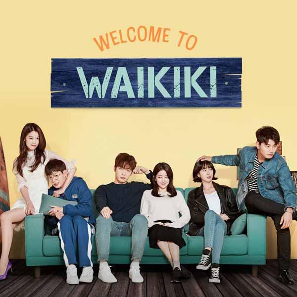 Drama Korea komedi terlucu - Welcome to Waikiki