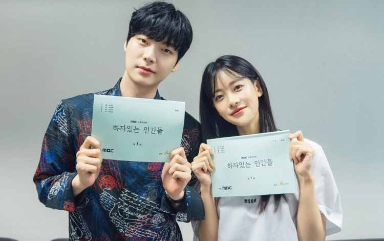 Drama Korea Yang Tayang Bulan November 2019 - People with Flaws