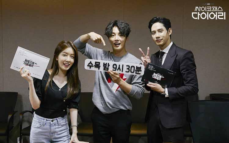 Drama Korea Yang Tayang Bulan November 2019 - Psychopath Diary