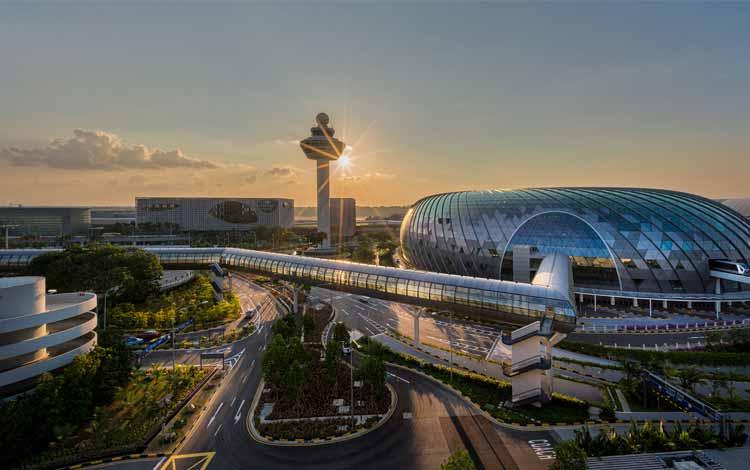 Bandara Terbaik di Dunia Tahun 2020, Fasilitasnya Serba ...