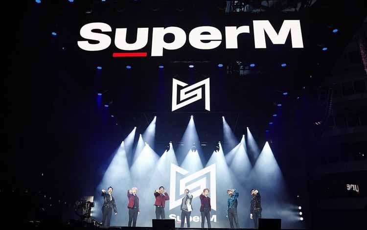 Fakta Menarik Seputar SuperM - Debut Secara Resmi Pada 4 Oktober 2019