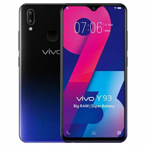 Handphone Dengan Kamera Selfie Bagus - Vivo Y93