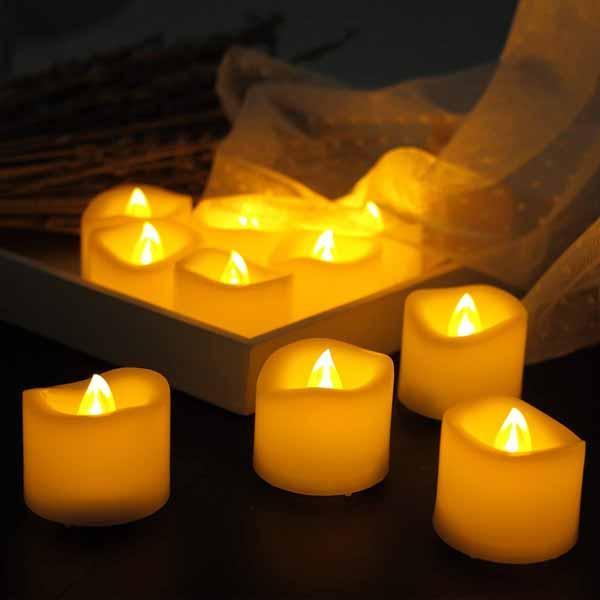 Ide-Kado-Pernikahan-Terbaik-Dan-Berkesan-Bagi-Pasangan-Suami-Istri-Lullaby-Lampu-Lilin-Elektrik