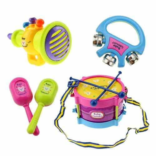 Inspirasi Kado Natal Terbaik Untuk Orang Keponakan - Alat Musik Mainan