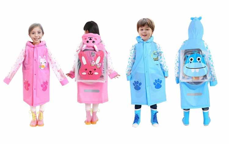Inspirasi Kado Natal Terbaik Untuk Orang Keponakan - Jas Hujan Lucu