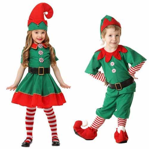 Inspirasi Kado Natal Terbaik Untuk Orang Keponakan - Kostum Natal Lucu