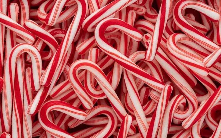 Inspirasi Kado Natal Terbaik Untuk Orang Keponakan - Permen Natal