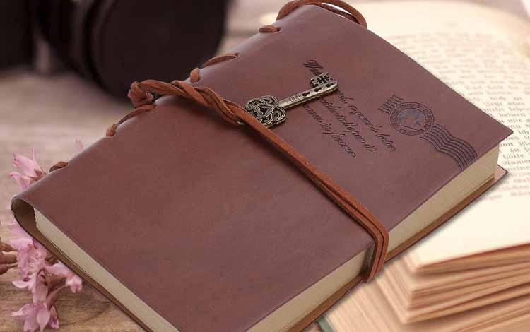 Kado Untuk Sahabat atau Pasangan - Buku Jurnal