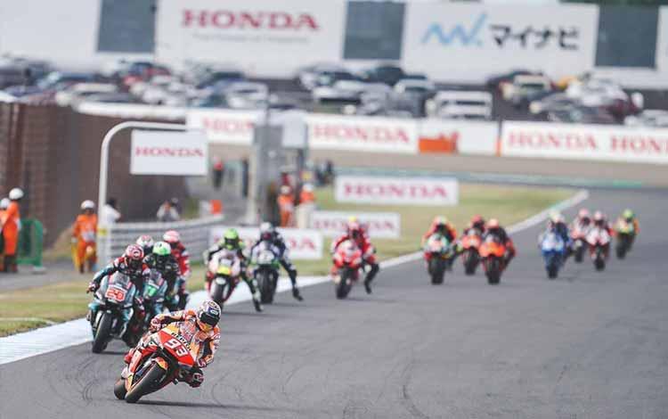 Hasil MotoGP Jepang 2019