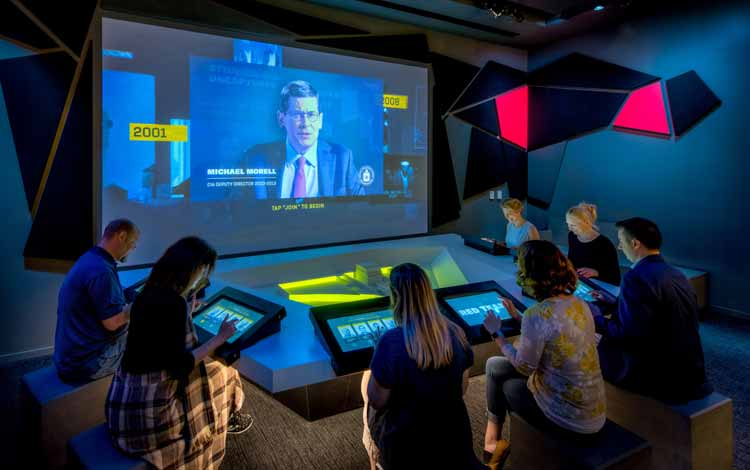Museum-museum Terunik di Dunia - International Spy Museum, Amerika Serikat