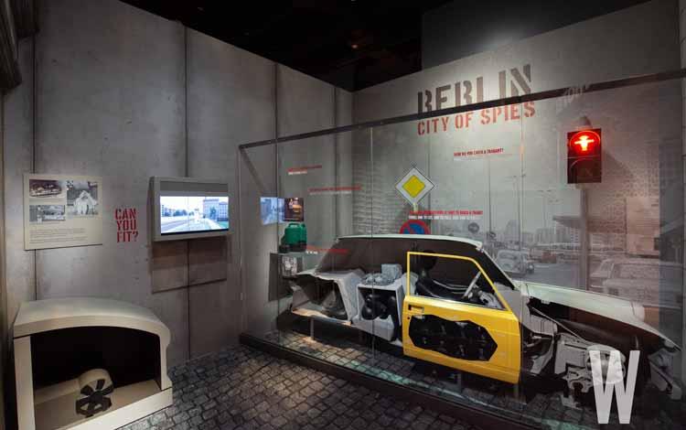 Museum-museum Terunik di Dunia - International Spy Museum