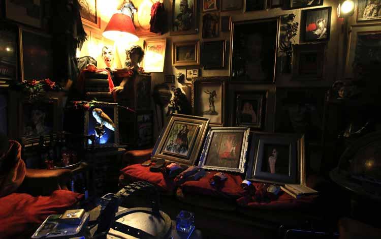 Museum-museum Terunik di Dunia - Museum of Vampires, Prancis