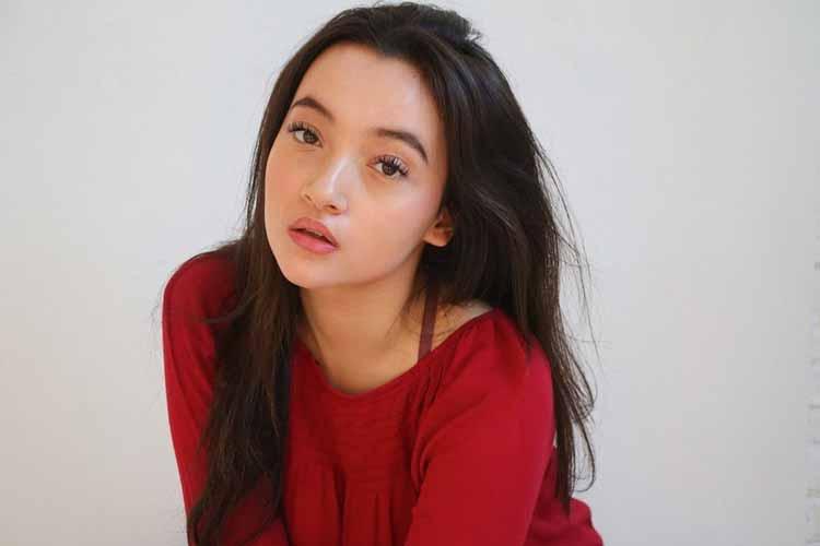 Pemain Sinetron Cinta Karena Cinta SCTV - Megan Domani sebagai Keisya