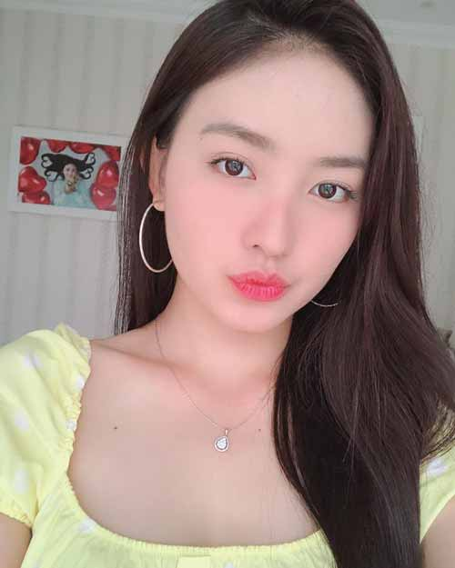 Pemain Sinetron Cinta Karena Cinta SCTV - Natasha Wilona sebagai Jenar