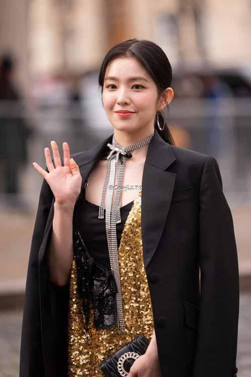 Profil Irene Red Velvet