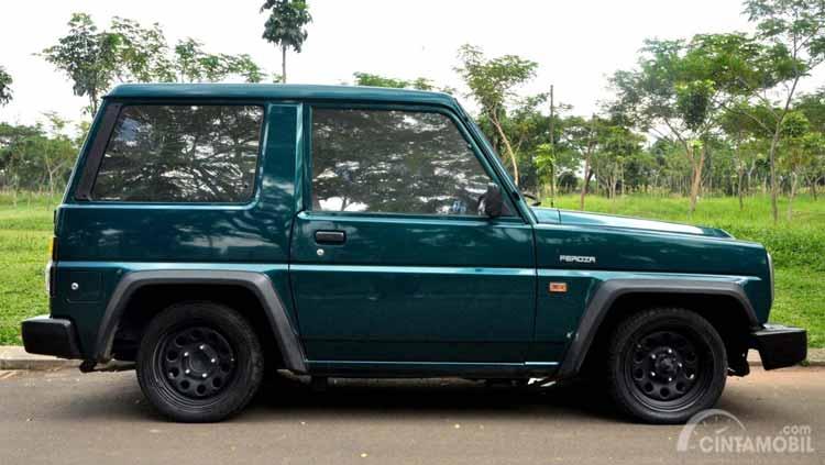 Rekomendasi Mobil Bekas Bagus Dengan Harga Murah - Daihatsu Feroza