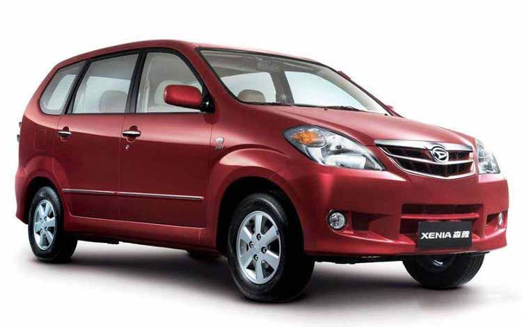 Rekomendasi Mobil Bekas Bagus Dengan Harga Murah - Daihatsu Xenia Li MT