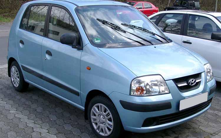 Rekomendasi Mobil Bekas Bagus Dengan Harga Murah - Hyundai Atoz