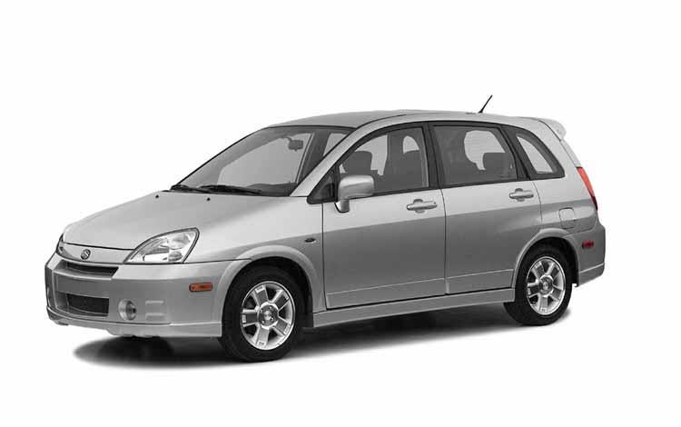 Rekomendasi Mobil Bekas Bagus Dengan Harga Murah - Suzuki Aerio 2006