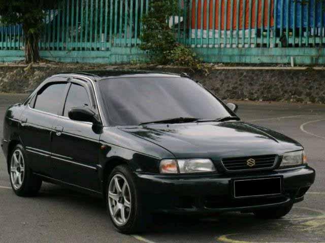 Rekomendasi Mobil Bekas Bagus Dengan Harga Murah - Suzuki Baleno 97