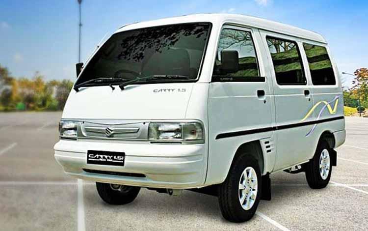 Rekomendasi Mobil Bekas Bagus Dengan Harga Murah - Suzuki Carry Futura