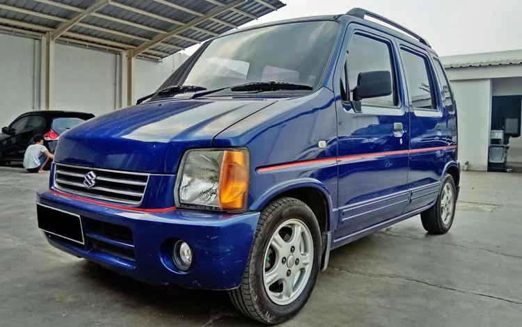 Rekomendasi Mobil Bekas Bagus Dengan Harga Murah - Suzuki Karimun GX