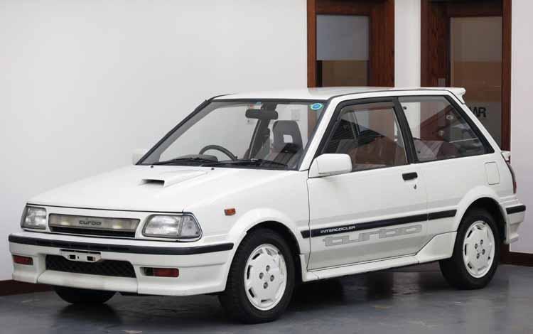 Rekomendasi Mobil Bekas Bagus Dengan Harga Murah - Toyota Starlet