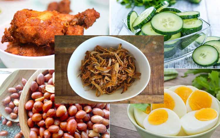 Resep Cara Mudah Membuat Nasi Lemak Ala Malaysia