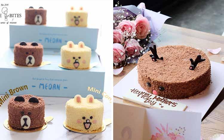 Toko-kue-terbaik-di-Medan-The-Bites-Brownies