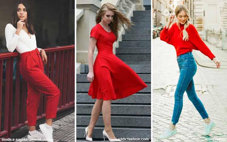 Warna-Baju-Wanita-Yang-Terlihat-Seksi-Dimata-Pria-merah