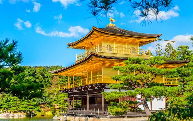 Wisata Terfavorit Di Jepang - Golden Pavilion