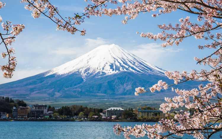 Wisata Terfavorit Di Jepang - Gunung Fuji