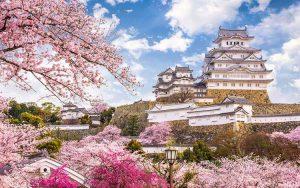 Wisata Terfavorit Di Jepang - Kastil Himeji, Jepang