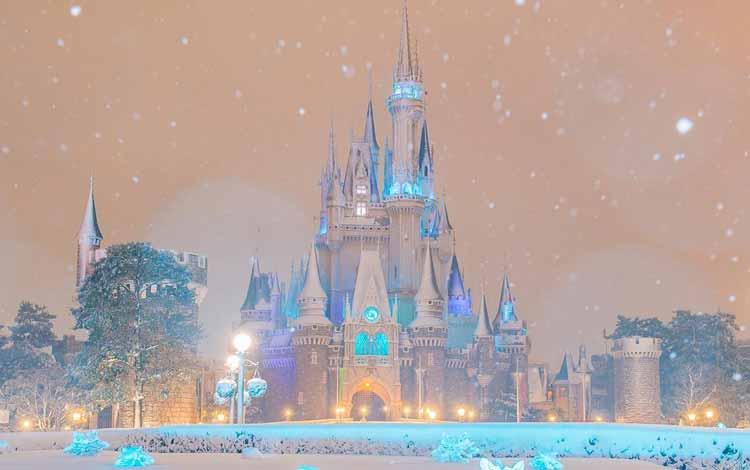 Wisata Terfavorit Di Jepang - Tokyo Disneyland