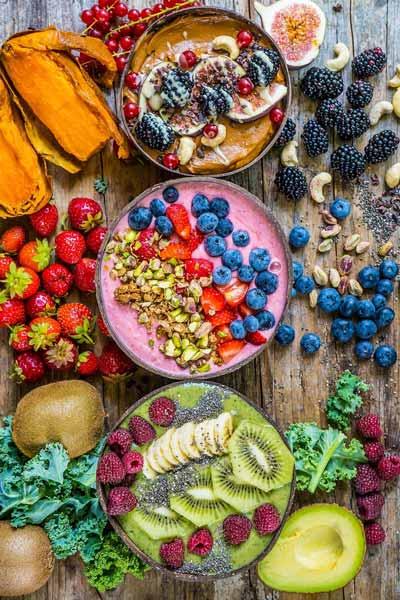 Aneka-Makanan-Warna-Warni-Yang-Ternyata-Baik-Untuk-Kesehatan-Smoothie