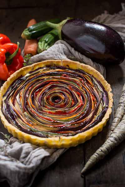 Aneka-Makanan-Warna-Warni-Yang-Ternyata-Baik-Untuk-Kesehatan-Spiral-vegetables-tart