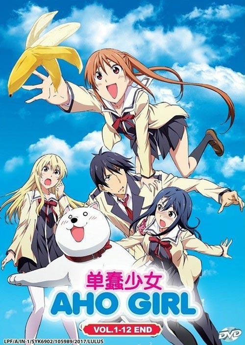 Anime Komedi Terlucu - Aho Girl
